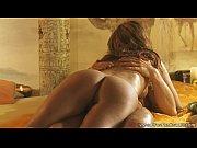 sweet massage from blonde european babe