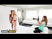bangbros - skinny blonde model alexa grace gets.
