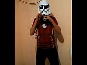 rare video of trooper dancing and.