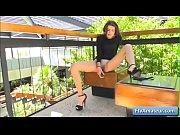 Kvinne søker mann sexy strømper