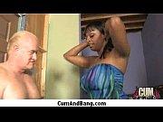 Ebony Girl Gets Slammed by some white dudes 12