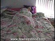 tawnee stone se despierta y se.