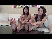 Массаж девушки от девушки видео