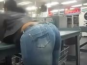 big butt black bbw posing that fat ass.