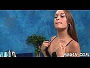 Видео интимный массаж для мужчин секс