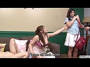 jav friend watches lesbian sex followed by blowjob subtitled