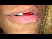 selena eating gummy bears video 1