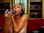 Видео секс пенсионера с огромным членом
