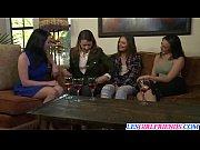 Lovin lesbians Veruca James and Shauna Skye