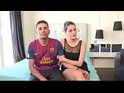 Strapon wife pegging tattoo genitalbereich frau