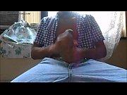 Видео обмазала сиськи сметаной