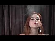 addie juniper - smoking fetish at.