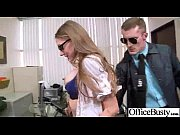 Intercorse Sex Action With Busty Horny Office Cute Girl (shawna lenee) movie-29