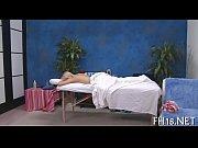 lovely sweetheart loves massage