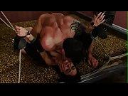 mahina zatana &amp_ aggressive muscleman lee stone -.