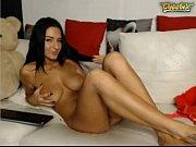 girl on webcam - more on.