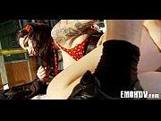 tattooed goth babe 314