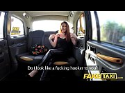 fake taxi curvy big tits with ginger bush.