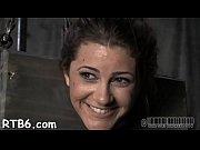 Красавица в черных трусах зажигает видео