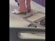 Mature bbw feet