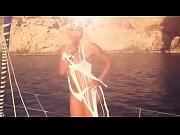 Nina La Divina Trans en Dalt Vila - Ibizahoney 2018