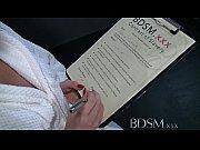 BDSM XXX Blonde sub get...