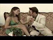 hot babe seduced &amp_ fucked on sofa -.