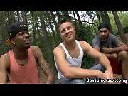 blacks on boys - hardcore gay fuck video 14