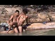 flagrante na praia sexo ao ar livre caiu.