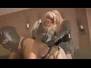 blonde domina uses strapon on her slave - blowjobcamsonline.com