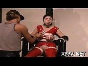 enslaved chick tit torture sadomasochism