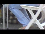 Порно на улице расставила ноги