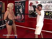 Claudia Marie Punching Bags