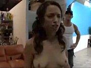 Молодая русская пара снимает свой секс