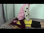 Жена демонстрирует секс мужу по тклефону
