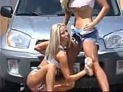 Soft bondage spanking sex