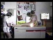 Femmes nues en public