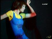 supermodelo 2007-bodypainting (isabel ca&ntilde_ete, magdalena p&eacute_rez,.