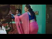 Huma quereshi pink transferant saree a visible sxy curves