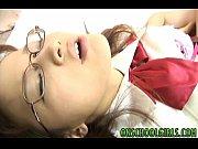 yui shirasagi asian schoolgirl sucks cock and gets banged