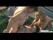 emo whore takes cock 057