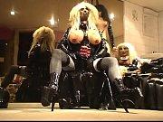 Sex auf dem gynstuhl glasdildo