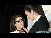 Hard Sex Punish Treat Between Hot And Mean Lesbians (darcie&_jelena) movie-22