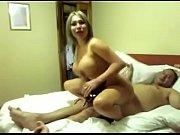 Домашнее порно муж с другом ебет жену