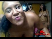three black girls naked dance party.