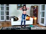 Horny Girl Use Stuff As Dildo Toys movie-02