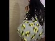 novinha dan&ccedil_ando de pijama