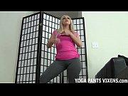 i am wearing those yoga pants you love.