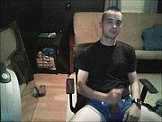 Трансексуал с огромным членом видео