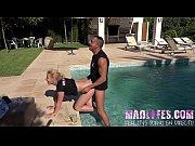 MadLifes.com salva da silva y yarisa duran follabdo en la piscina